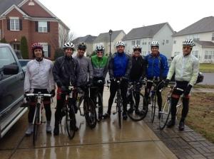 NYE ride 2012