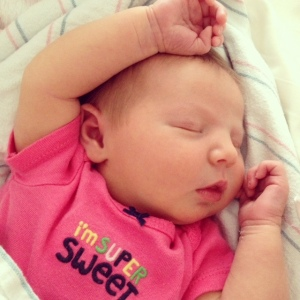 Baby Elena Lynn