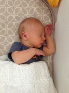 Baby Kamden Vaughn